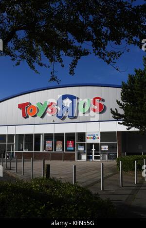 Toys R Us Southampton, Hampshire England super Store. - Stockfoto