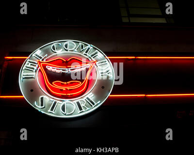 The Comedy Store - Stockfoto