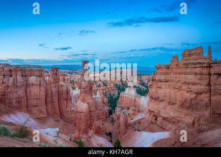 Bryce Canyon - Utah - Stockfoto