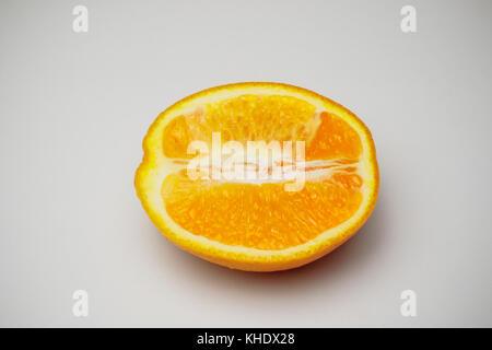 Citrus isoliert orange Frucht frisches Essen orange - Stockfoto