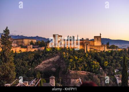 Alhambra - Stockfoto