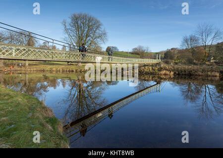 Burnsall, North Yorkshire - Stockfoto