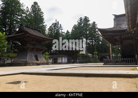 Ein Altes Dach Japanisch Geb Ude Mit Traditionellen Pagode