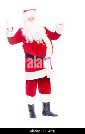 Real Santa Claus - Stockfoto