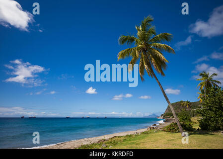 Niederlande, Sint Eustatius, Oranjestad oranjestad Bay