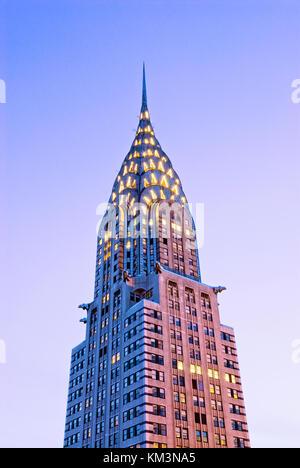 Chrysler Building - Stockfoto