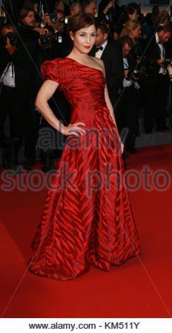 """Cannes, Frankreich - 16. Mai: Noomi Rapace die Premiere von """"Das Meer der Bäume"""", die im Rahmen der 68. jährlichen - Stockfoto"""