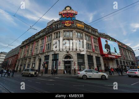 Printworks Veranstaltungsort Corporation Street, suedalgerien Grove, Manchester, England, Großbritannien - Stockfoto