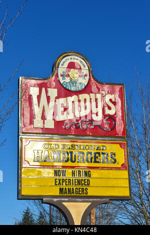 Fast Food Bellingham Washington