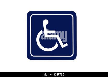 Handicap symbol abbildung symbol rollstuhl clipart - Treppe rampe fur rollstuhl ...