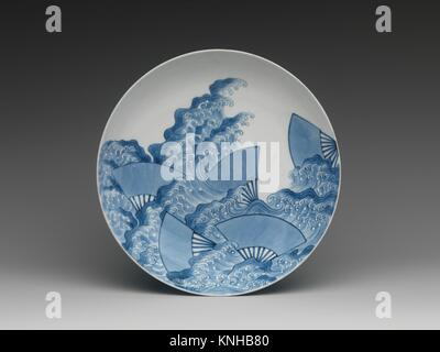 japan unterglasur blau porzellan kobalt aus 16 17. Black Bedroom Furniture Sets. Home Design Ideas