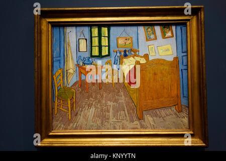 Französische Meisterwerk Im Musee D ' Orsay Museum Kunst Malerei