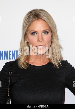 Beverly Hills, Ca. 14 Dez, 2017. Cheryl Hines, bei Premiere Entertainment Studios Motion Pictures' 'Feinde' an Samuel - Stockfoto