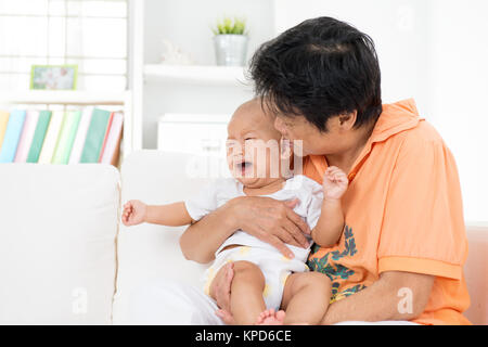 Komfort Baby weinen