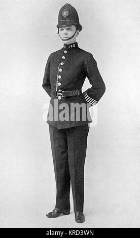 Miss Vesta Tilley (1864-1952), geboren Matilda Alice Powles und später Dame de Frece, Music Hall Entertainer am - Stockfoto