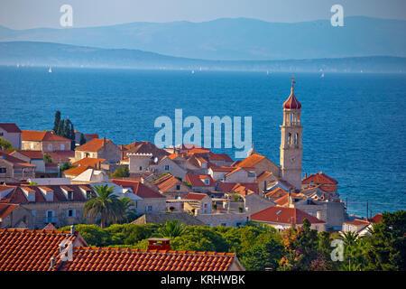 Stadt von Sutivan Skyline Blick - Stockfoto