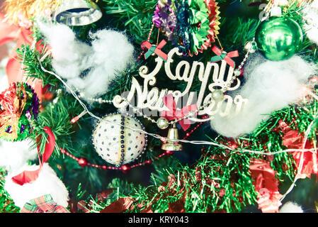 Weihnachtsbaum - Stockfoto