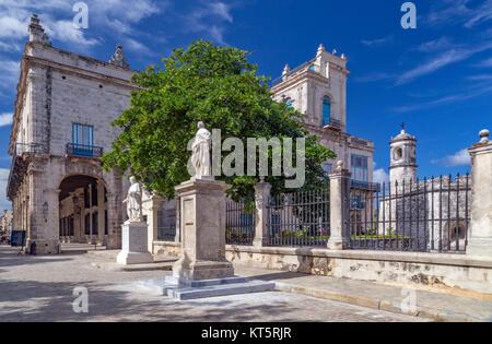 La Habana Vieja. Kuba - Stockfoto