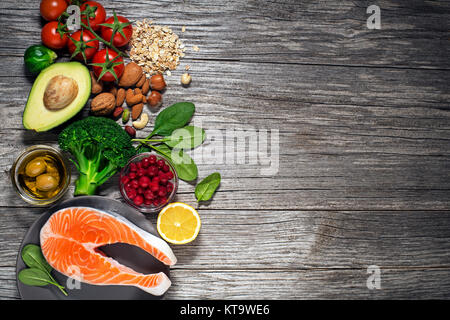 Gesunde Ernährung - Stockfoto