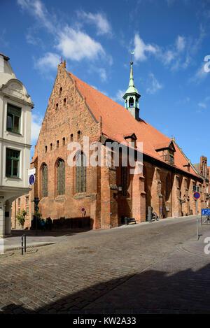 Heilig Geist Kirche Wismar