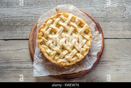 Traditionelle American Pie - Stockfoto