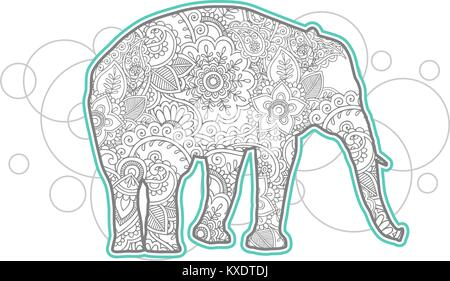 Großartig Elefanten Färbung Bilder Ideen - Entry Level Resume ...