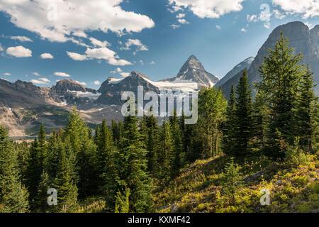 Mount Assiniboine, British Columbia, Kanada - Stockfoto