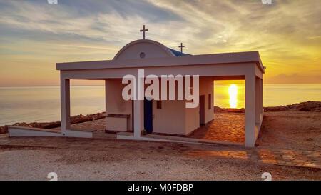 Agioi Anargyroi Kirche - Stockfoto