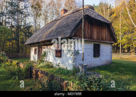ferienhaus und gut in polen stockfoto bild 54548012 alamy. Black Bedroom Furniture Sets. Home Design Ideas