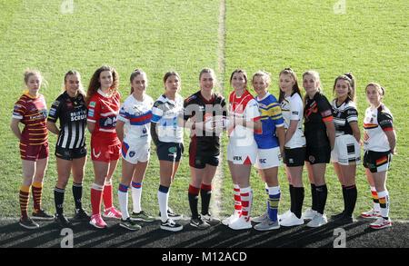 huddersfield Frauen