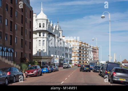 Marina, Bexhill-on-Sea, East Sussex, England, Vereinigtes Königreich - Stockfoto