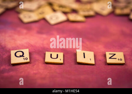 Aus Buchstaben Wort Bilden