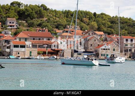 Insel Prvić, Kroatien - Stockfoto