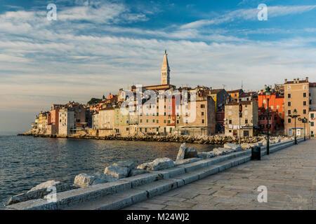Rovinj - Rovigno, Istrien, Kroatien - Stockfoto