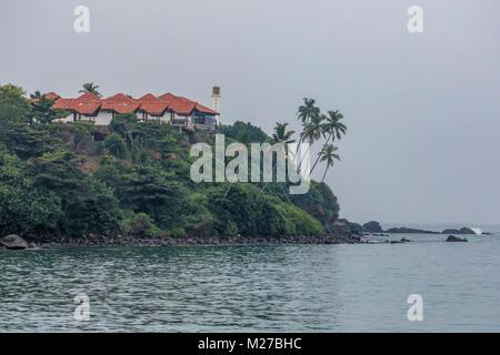 Mirissa, Hafen, Sri Lanka, Asien - Stockfoto