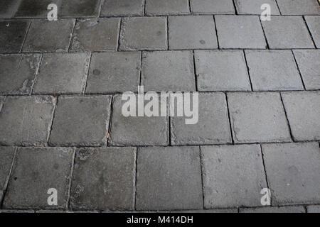 Bürgersteig weg Textur Hintergrund - Stockfoto