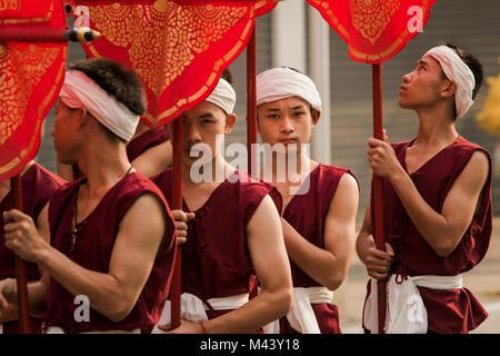 Chiang Mai Flower Festival - Stockfoto