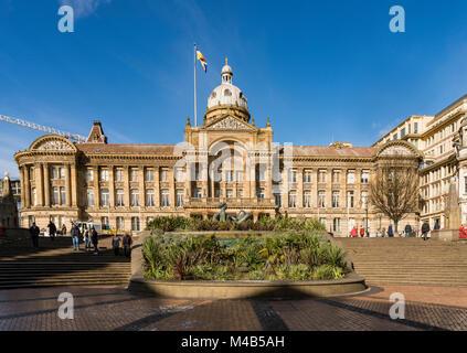 Stadt Szenen aus Birmingham, Großbritannien - Stockfoto