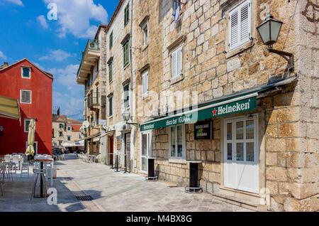 Makarska, Dalmatien, Kroatien, Europa - Stockfoto