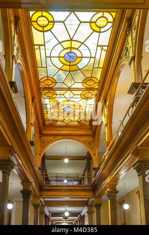 Toronto Legislative Building in Toronto, Ontario, Kanada - Stockfoto