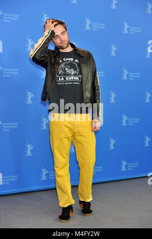 Berlin, Deutschland. 16 Feb, 2018. 68Th Berlin International Film Festival. Festival Internazionale del Cinema di - Stockfoto