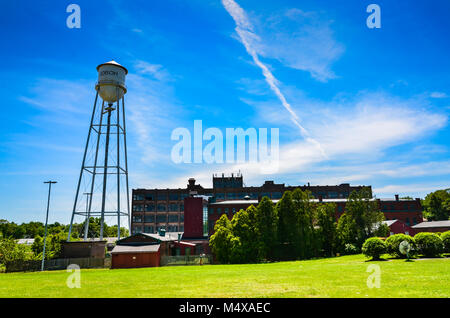 Thomas Edison National Historical Park erhält Thomas Edisons Labor- und Wohnort, Albany, in Llewellyn Park in West Orange, NJ.