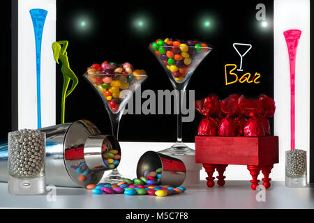 """Die Candy Bar' - Stockfoto"