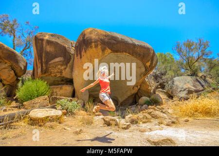 In australien in der w ste outback konzept von richtung for Wildparks in der nahe