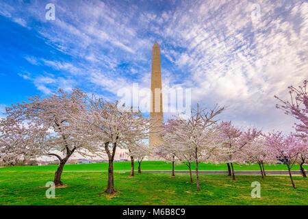 Washington DC, USA im Frühjahr Saison. - Stockfoto