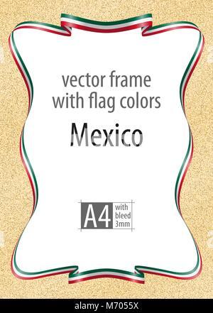 Ungewöhnlich Mexiko Flagge Färbung Galerie - Ideen färben - blsbooks.com