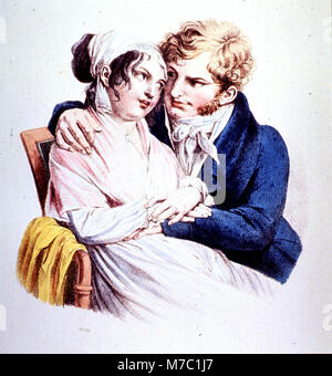 Author(s) - Boilly, Louis Léopold, 1761-1845, Künstler (40156398981) - Stockfoto