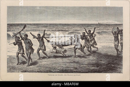 Die Loango-Expedition ausgesandt von der Deutschen Gesellschaft zur Erforschung Aequatorial-Africas, 1873-1876. Ein Reisewerk in drei Abtheilungen (1888) (20745108969)