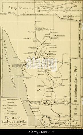 Sterben Postwertzeichen und entwertungen der deutschen postanstalten in den Schutzgebieten und im Auslande (1921) (14580963919)