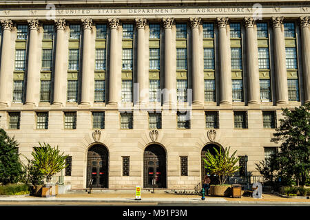 Foreign Agricultural Service, US-Landwirtschaftsministerium South Building, 1400 Independence Avenue, SW, Washington DC - Stockfoto
